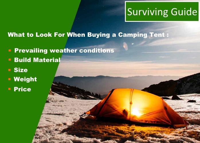 Best Extreme Weather Tents For Camping