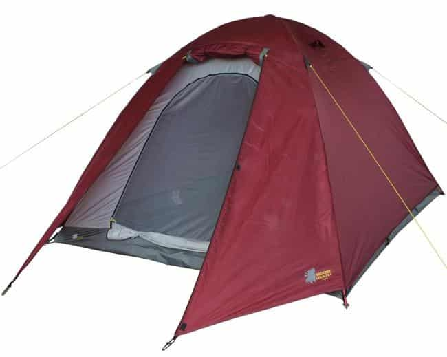 High Peak Outdoors Basecamp 4 Person 4-Season