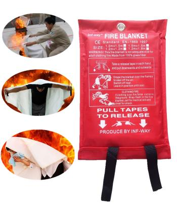 Inf-way Fire Flame Retardant