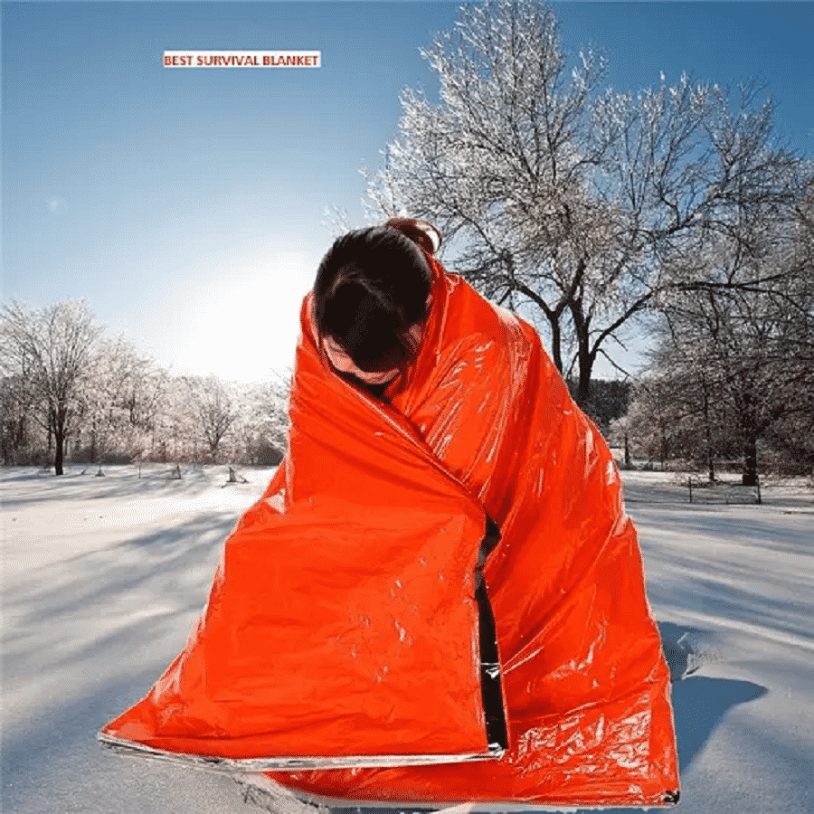 best survival blanket
