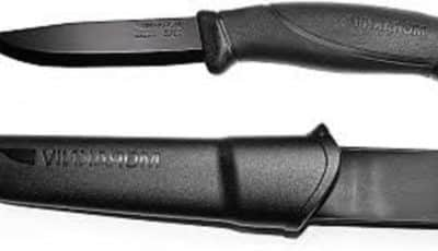 Morakniv Companion Fixed Blade Outdoor Knife Review
