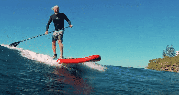 how to use a stand up paddle board