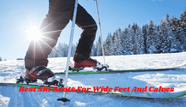 This is a photo of Best Ski Boots For Wide Feet And Calves