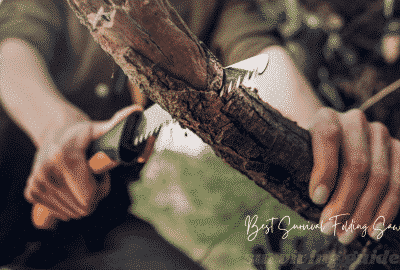 This is an image of Survival Folding Saw