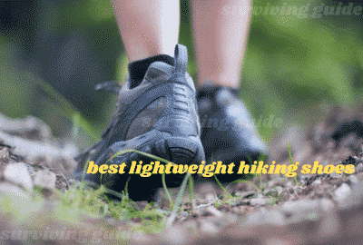 This is an image of best lightweight hiking shoes